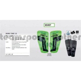 Erima BIONIC TUBE 3.0 Fußball Schienbeinschoner G Tube Socks XL incl S