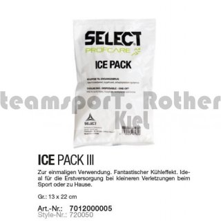 Select ice Pack II Kühlpack