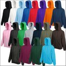 Fruit of the Loom Classic Hooded Sweat F421