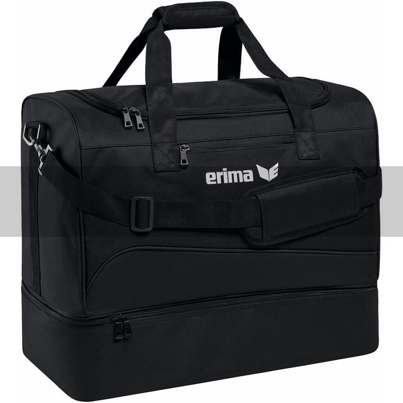 Erima CLUB 1900 2.0 Sporttasche mit Bodenfach Fußball Sport Tasche mit Tragegurt