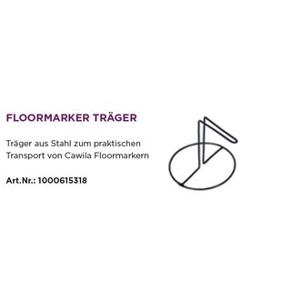 Cawila Floormarker 10er Set