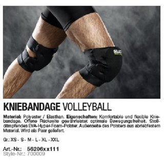Select Kniebandage Volleyball 6206/ 56206xx111
