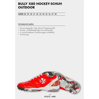 Reece Hockey Schuh Outdoor Junior Bully X80 875212-6000