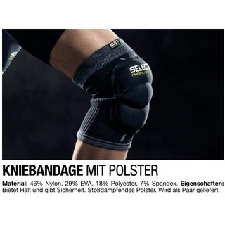 Select Kniebandage mit Polsterung 2.0 70593