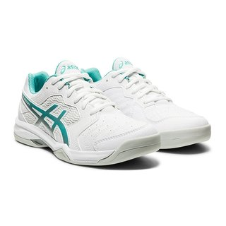 Asics Gel-Dedicate 6 Indoor Damen Tennisschuh 1042A074-105